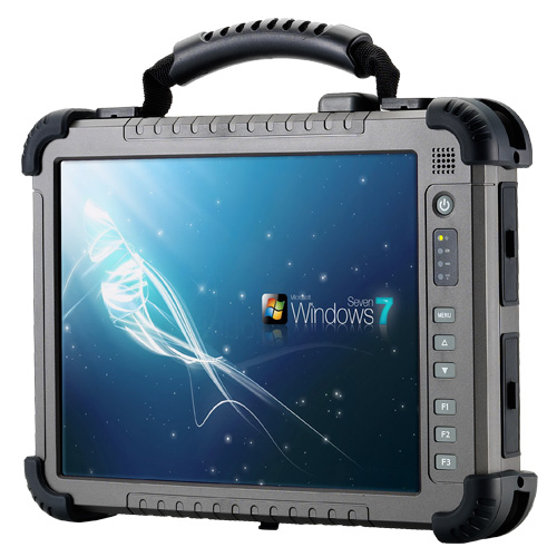 12.1- ID83 Ultra Rugged Tablet-