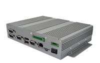 Alu. Fin BOX PC series Freescale i.MX6 Cortex A9 Cortex A9 Dual Core 1GHz (Optional for Quad Core)Fanless BOX PC