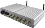 Full IP65-rated EAC Box PCs are ideal for use in harsh, wet and dusty environments.