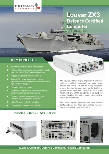 Louvar ZX3G-CM1-10