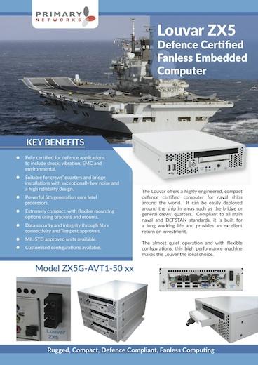 Model ZX5G-AVT1-50 xx