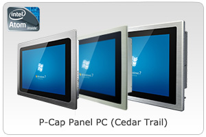 P-Cap Panel Mount PPC(Cedar Trail)