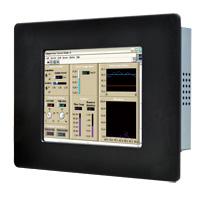 Panel Mounted LCD