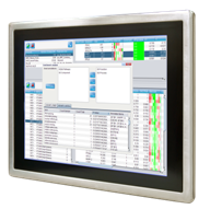 "15"" Panel PC with Intel® Atom Dual Core N2600 1.6GHz"