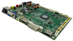 LCD Scaler Board