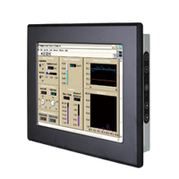 "12.1"" IP65 LCD Solution(front side) R12L600-IPM2WT"