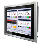 "Multi-touch panel PC- 15"" P-Cap Panel Mount Panel PC"