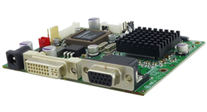 R6A110 - Small Size Scaler Board