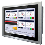 "Multi-touch panel PC- 15.6"" P-Cap Panel Mount Panel PC"
