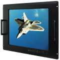 Military Grade Rugged Console Display