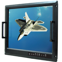 Military Grade Rugged Console Panel PC