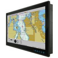"""W24L100-MRA1FP 24"""" Flat P-CAP Marine Display"""